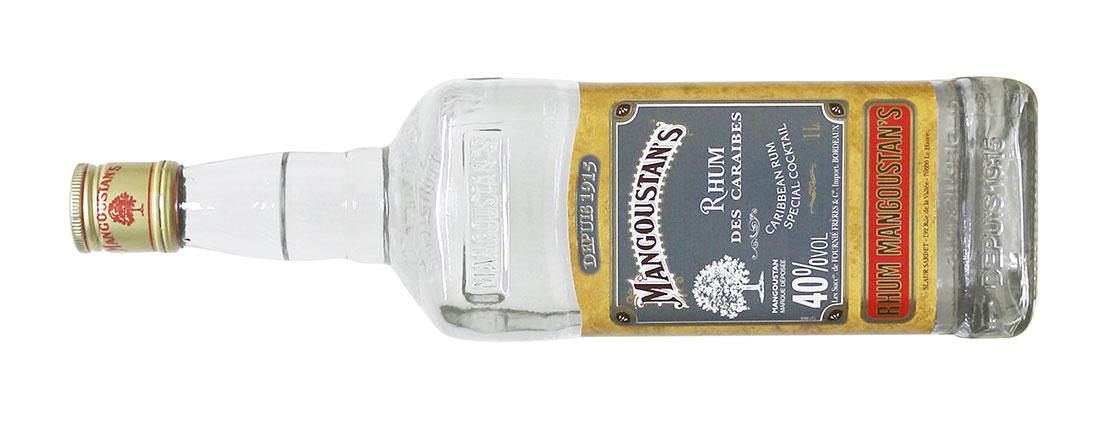 Mangoustan's Rhum Clear