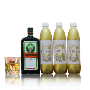 Jager Fire Bomb