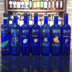 Skyy Vodka Flavours