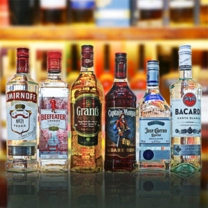 Liquor Town Weekend Bundle