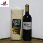 Bordeaux with 15 Month Comte
