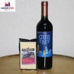 Gustaff Merlot With Free Cheese