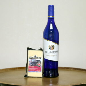 Liebfraumilch with Free Cheese