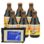McChouffe With Coastal Cheddar